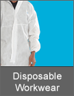 B Click Disposable Workwear from Mettex Fasteners
