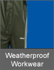B Click Weatherproof Workwear from Mettex Fasteners