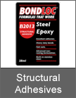 Bondloc Structural Adhesives by Mettex Fasteners