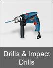 Bosch Drills & Impact Drills from Mettex Fasteners