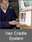 Deb Van Cradle System from Mettex Fasteners
