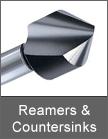 Dormer & Pramet Reamers & Countersinks from Mettex Fasteners