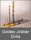Europa Tools Goldex Jobber Drills from Mettex Fasteners