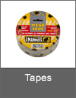 Everbuild Tapes by Mettex Fasteners