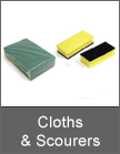 Cloths & Scourers from Mettex Fasteners