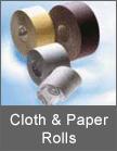 Klingspor Cloth & Paper Rolls