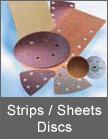 Klingspor Strips Sheets & Discs