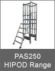 Lyte Ladders & Towers PAS250 HIPOD RANGE by Mettex Fasteners