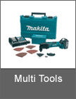 Makita Multi Tools from Mettex Fasteners
