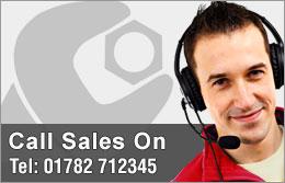 Call Mettex Sales on 01782 712345